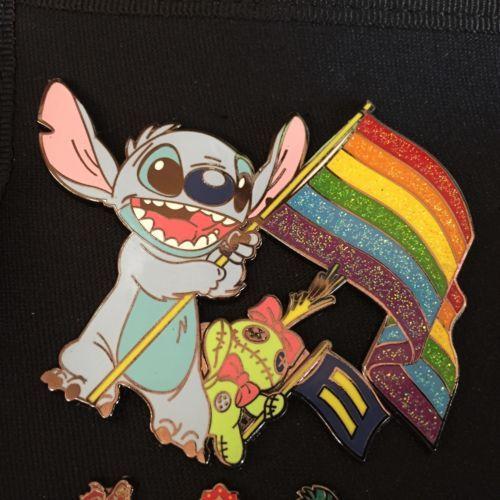 3363c4c4d211b Stitch-Pride-Fantasy-pin-NON-DISNEY-PIXAR-FANTASY-PIN-LE-Hard-to-find