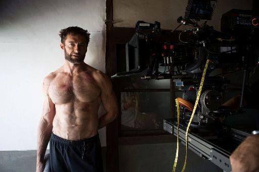Behind the scenes of X-Men DOFP with Hugh