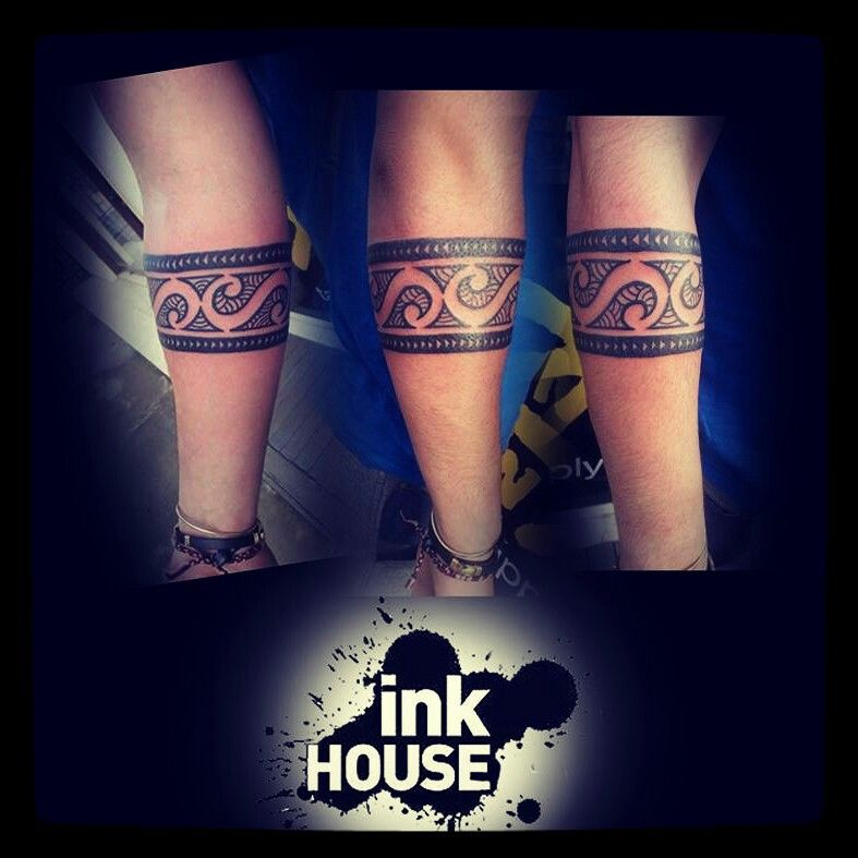 Maori Band Tattoo: Maori Tattoo, Tattoos, Polynesian Tattoo