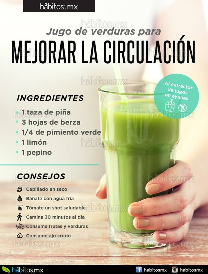 Hábitos Health Coaching | JUGO DE VERDURAS PARA MEJORAR LA
