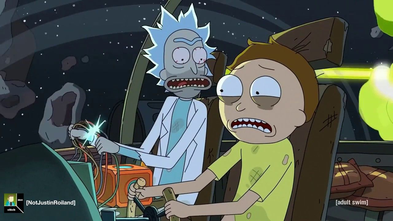 Rick And Morty Season 3 Episode 6 Review Toxin Toxic Toxicity Rick And Morty Season Rick And Morty Poster Rick And Morty