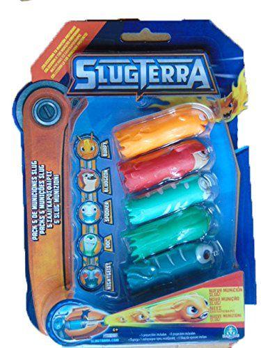 Slugterra blister 5 slugs 83433 jeux et jouets festas de anivers rio pinterest - Jeux gratuit slugterra ...