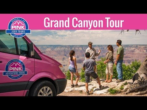 Tours From Sedona To Grand Canyon | Pink Jeep Tours