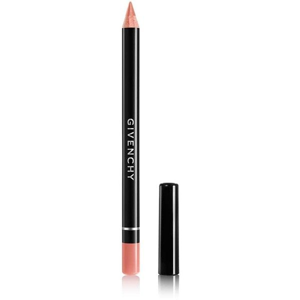 Givenchy Beauty Women's Crayon Lèvres (€25) ❤ liked on Polyvore featuring beauty products, makeup, lip makeup, peach, givenchy, givenchy makeup and givenchy cosmetics