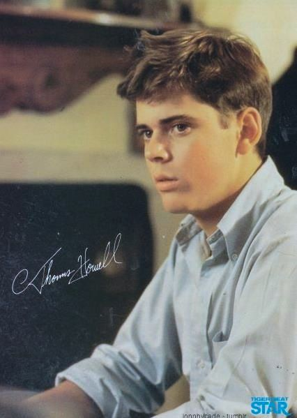 508 Best Images About The Outsiders: C. Thomas Howell By Finnycakes♡