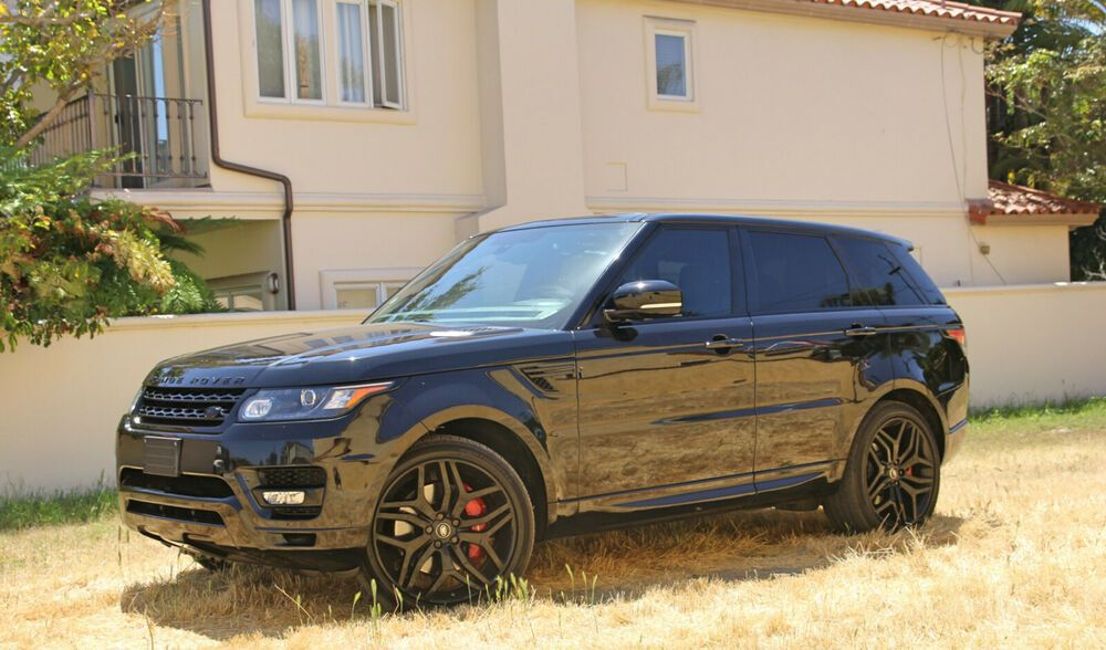 2015 Land Rover Range Rover Sport 2015 Range Rover Sport Supercharged Fully Loaded Clean Title And Carfax Range Rover Sport Range Rover Land Rover