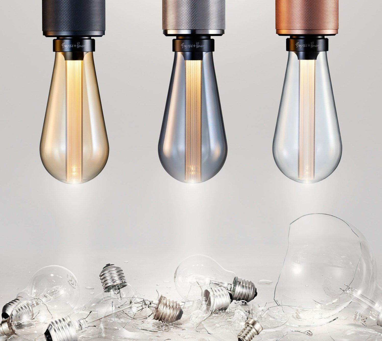 Euroluce Gets A Touch Of Rocknroll With Buster + Punch