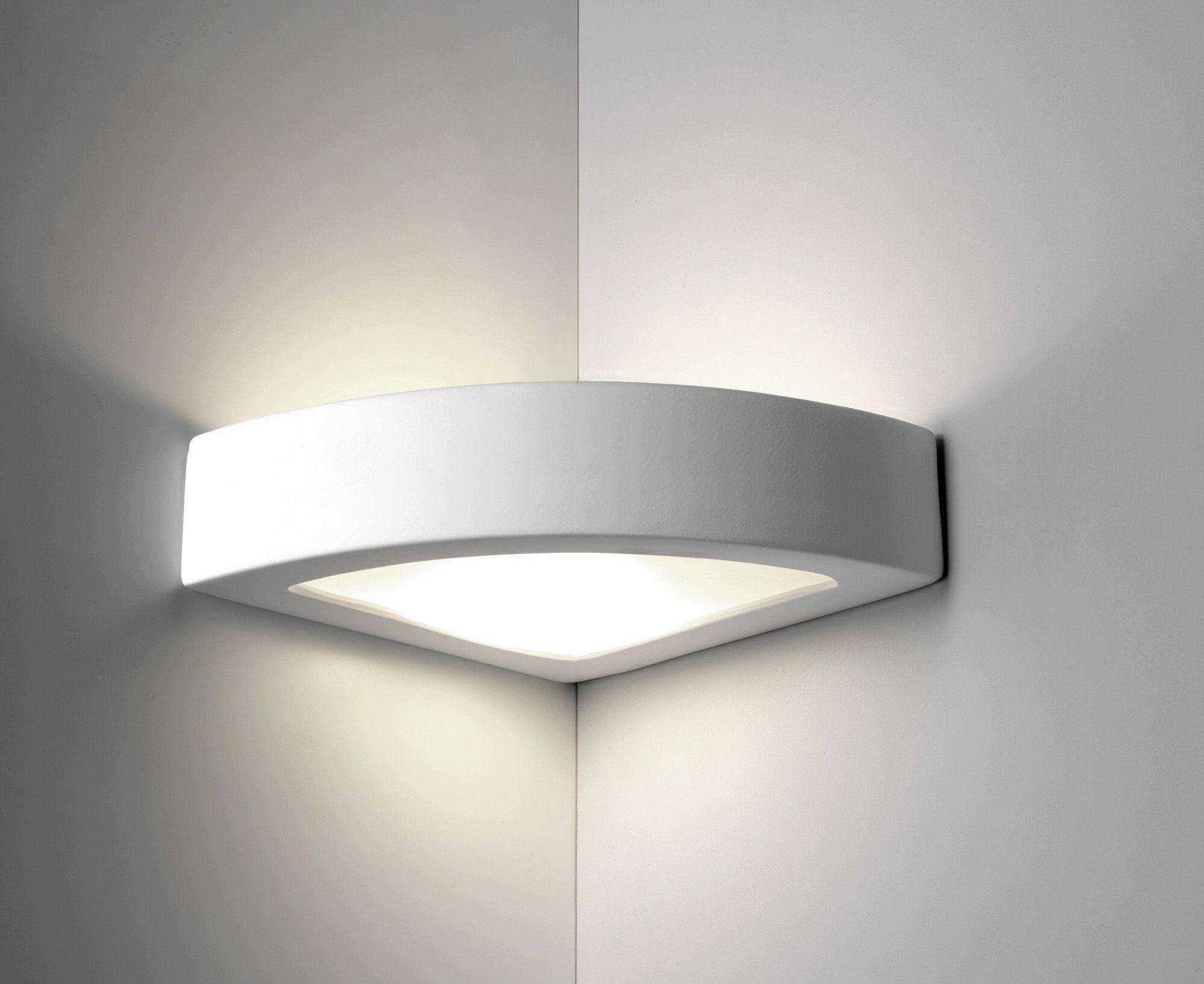 Wandlampe Aus Gips 8056 Von Belfiore Lampe Wandlampe Keramik Lampen