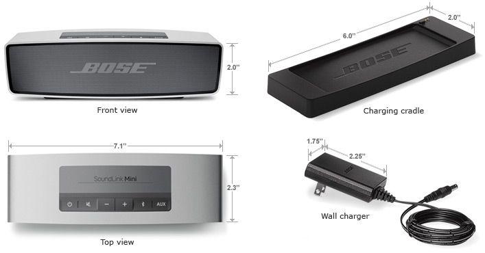Soundlink Mini Bluetooth Speaker You Won T Believe The Sound Amazing That S Bose Mini Bluetooth Speaker Bose Soundlink Mini Mini