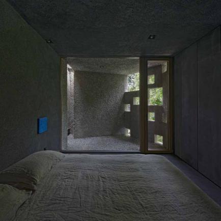 Neubau Haus De Meuron In Caviano