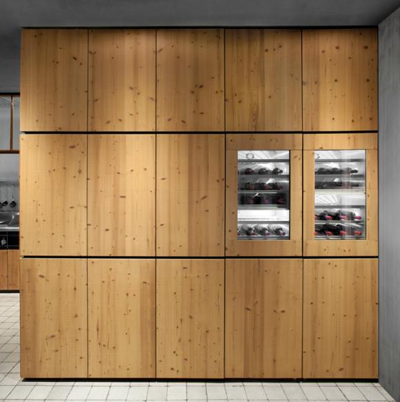 Best Natural Skin Kitchen Dapur Moden Kabinet Dapur Storage 400 x 300