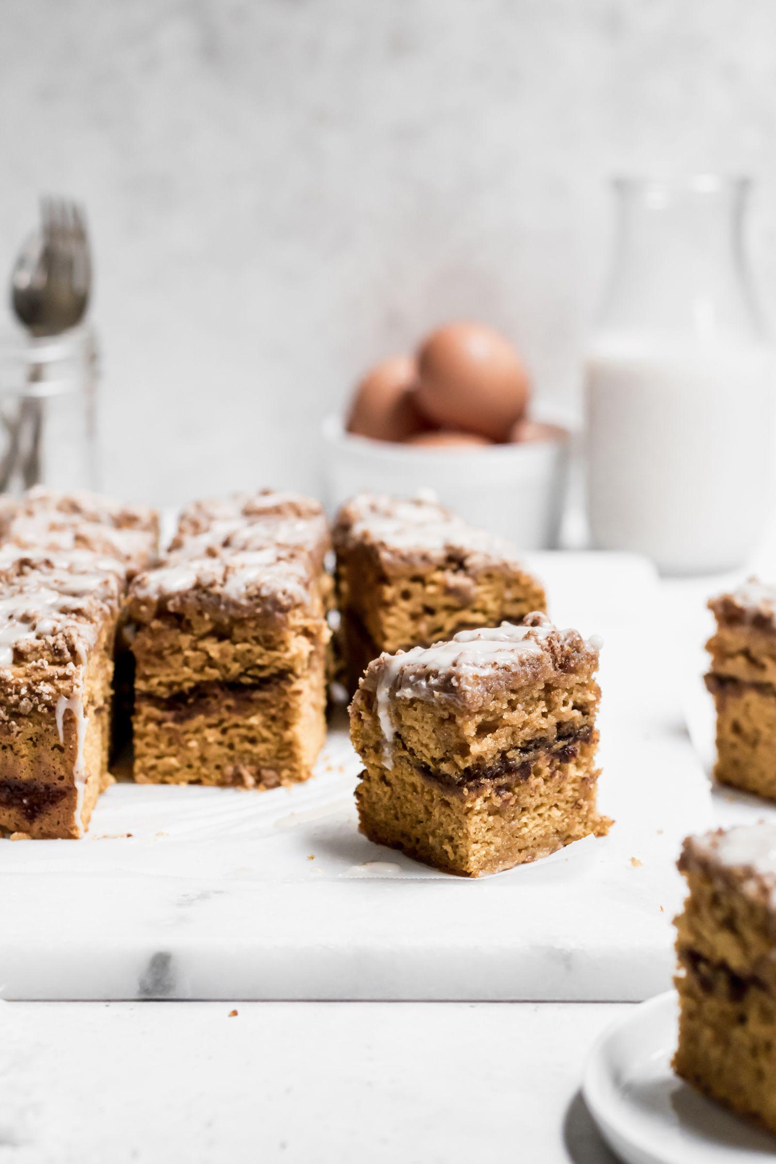 Gluten Free Pumpkin Streusel Coffee Cake Recipe Coffee