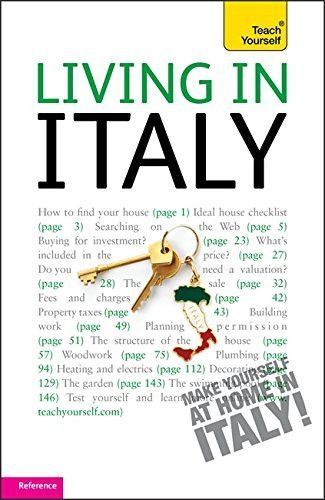 Living in Italy (Teach Yourself)