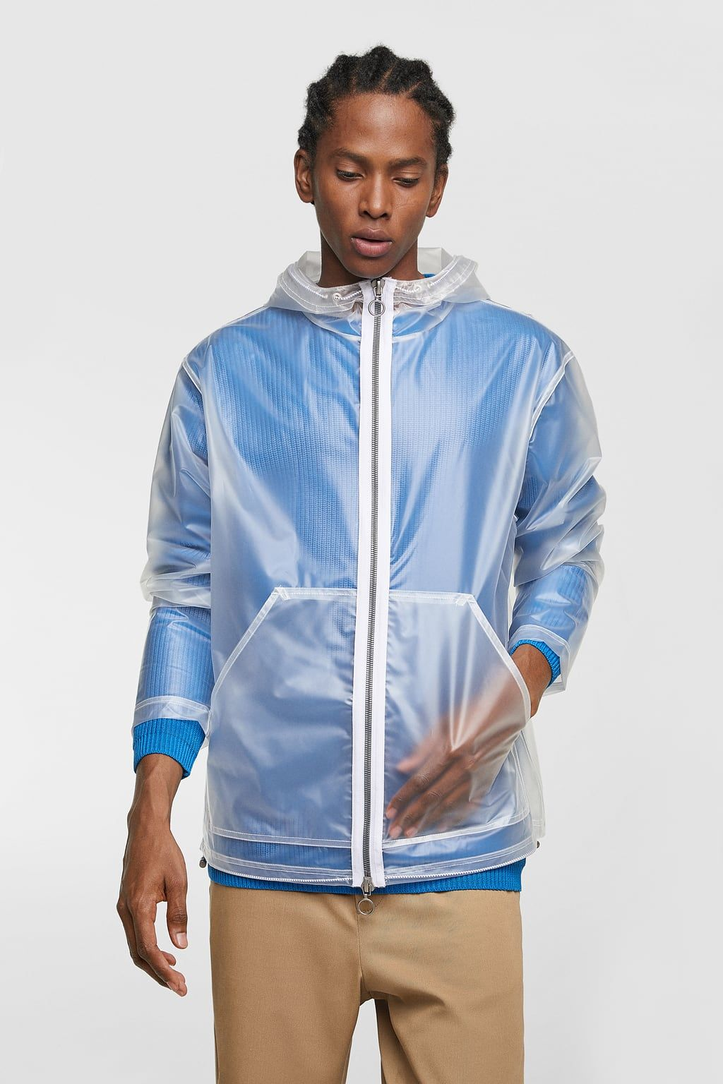 97c2caf8835a Transparent raincoat
