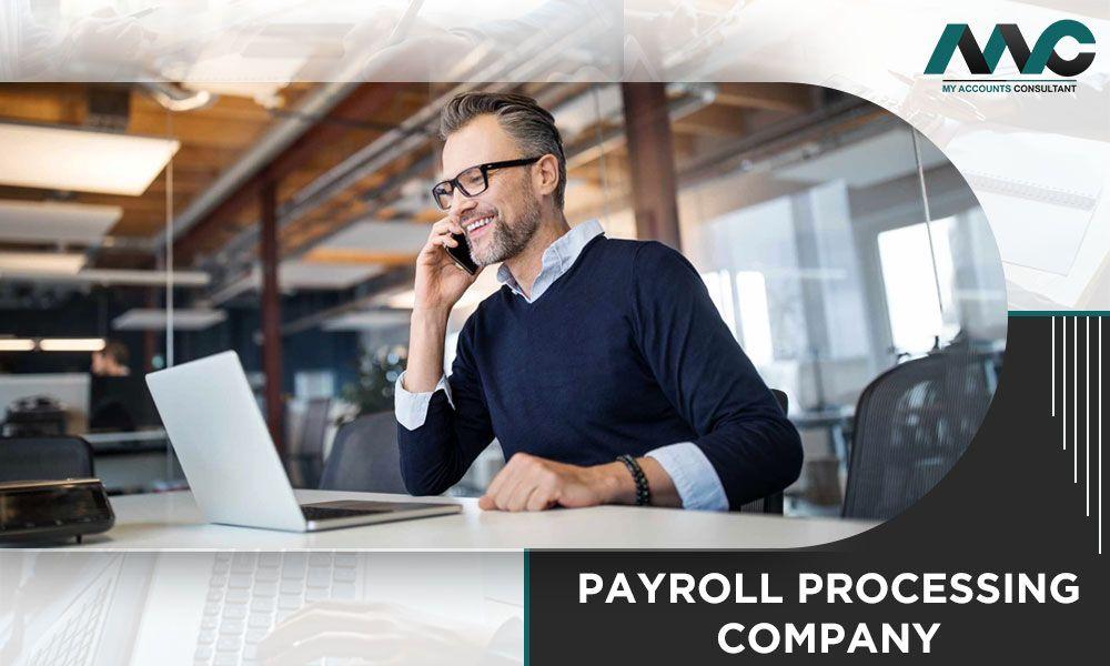 Payroll processing company in 2020 payroll small