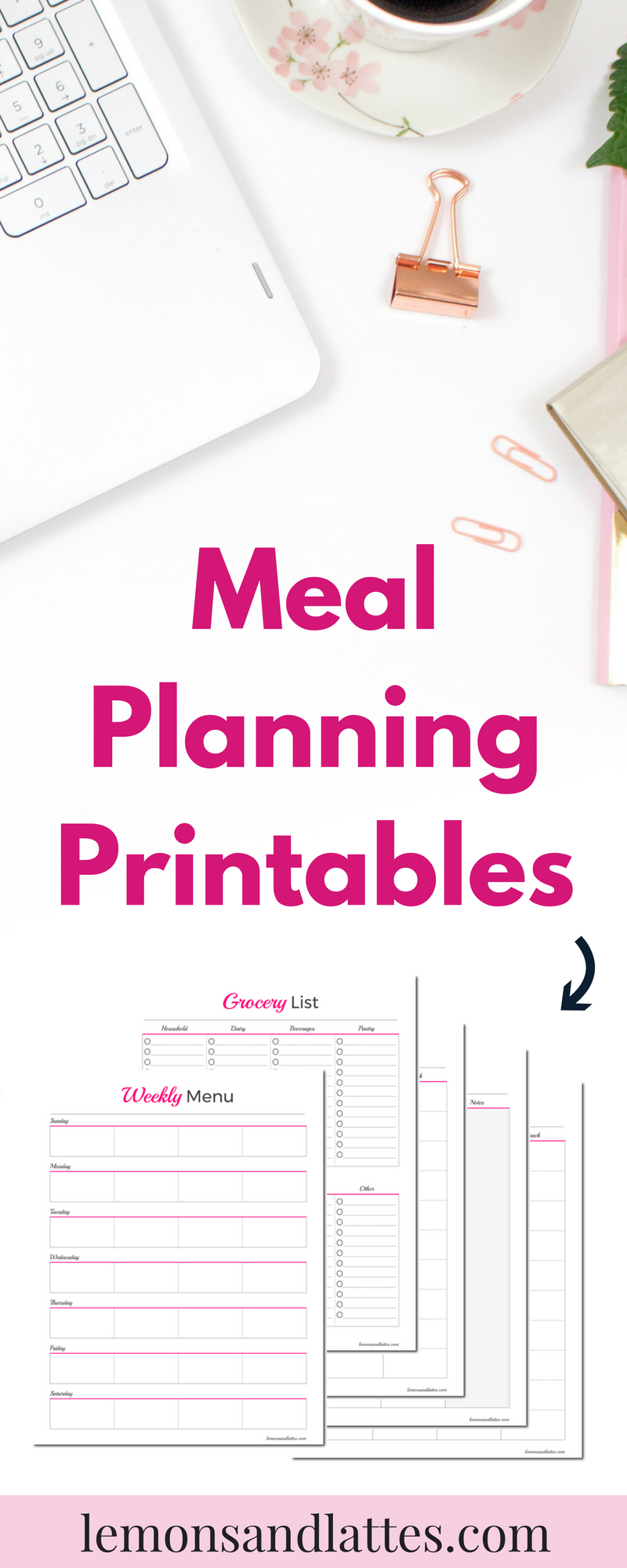 overwhelmed with what s for dinner i m sharing 5 meal planning