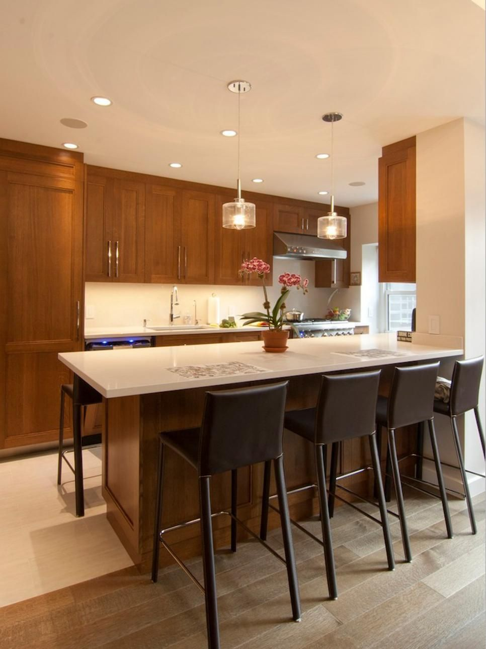 Is Your Galley Style Kitchen Desperate For A Makeover Get Inspired By These Dramatic Before And After Renovations Featured On Hgtv