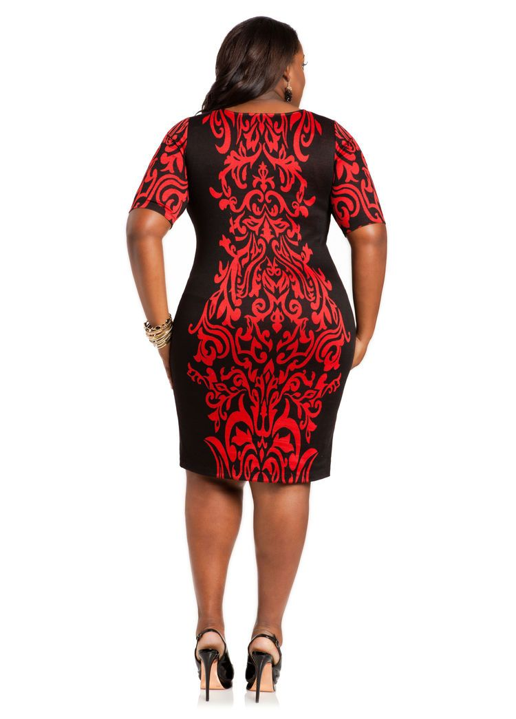Gotta Have It This Baroque Plus Size Sweater Dress From Ashley