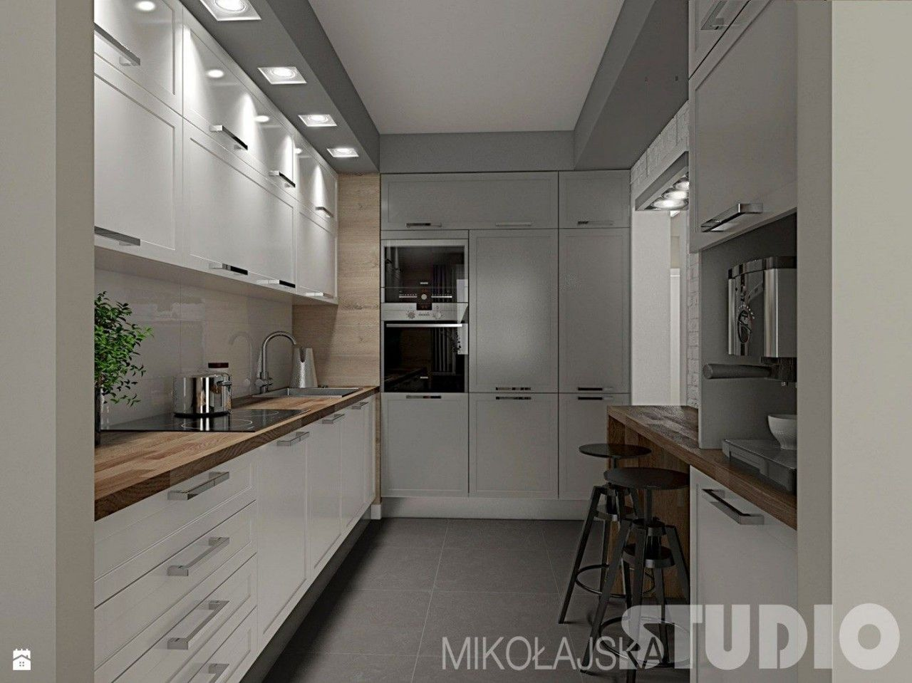 28 Cocinas Integrales Blancas Modernas 2019 Kitchen Decor Beautiful Kitchen Cabinets Home Kitchens