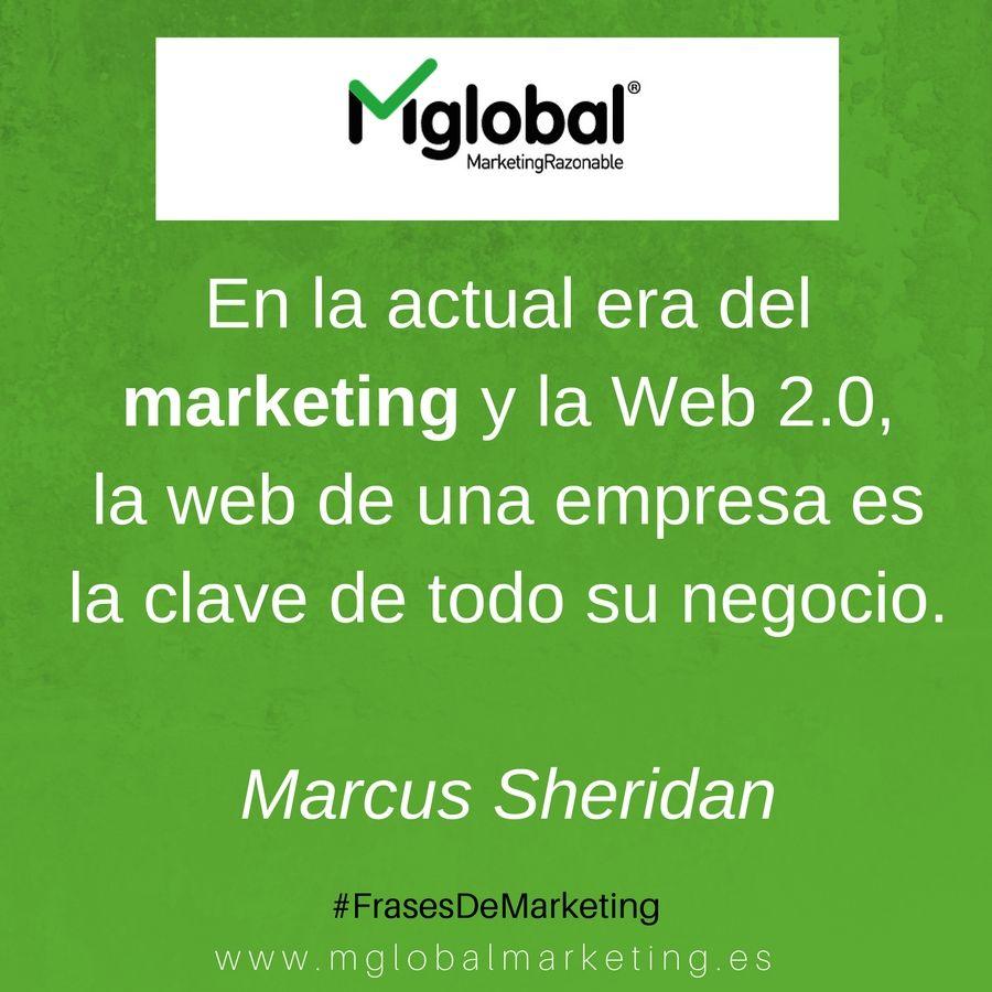 En la actual era del marketing y la Web 2.0, la web de una empresa ...