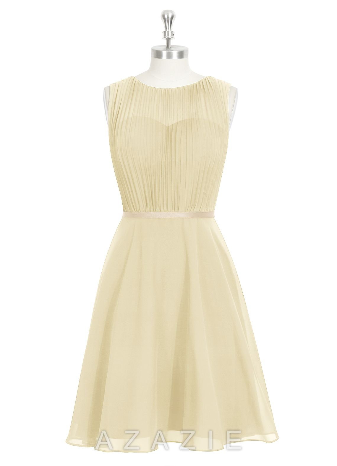 77936fe5fdcf3 Shop Azazie Bridesmaid Dress - Mariam in Chiffon. Find the perfect made-to-