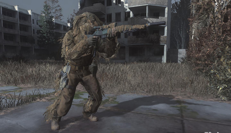 Call Of Duty Modern Warfare Remastered Captain Macmillan All Ghillied Up Call Of Duty Warfare Modern Warfare Call Of Duty