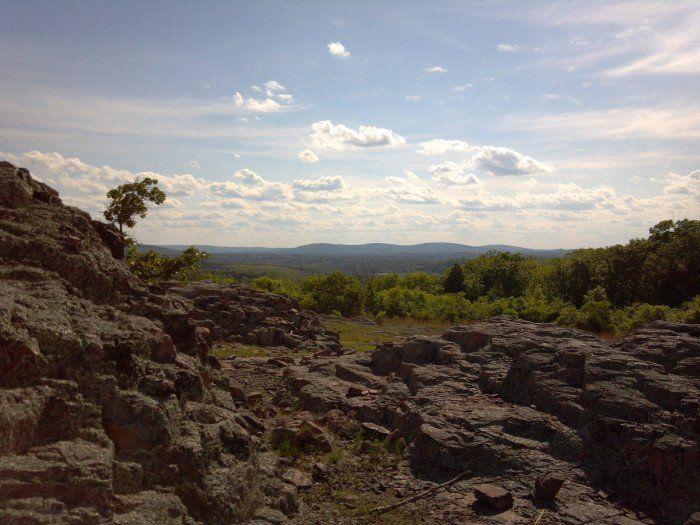10. Hughes Mountain