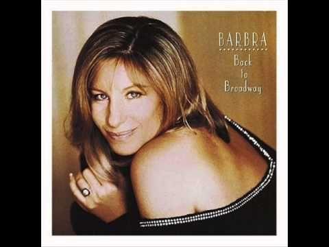 Barbra Streisand - Back To Broadway (Full Album)
