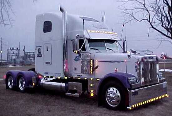 Fld 132 Xl Classic Trucks Show Trucks Heavy Truck