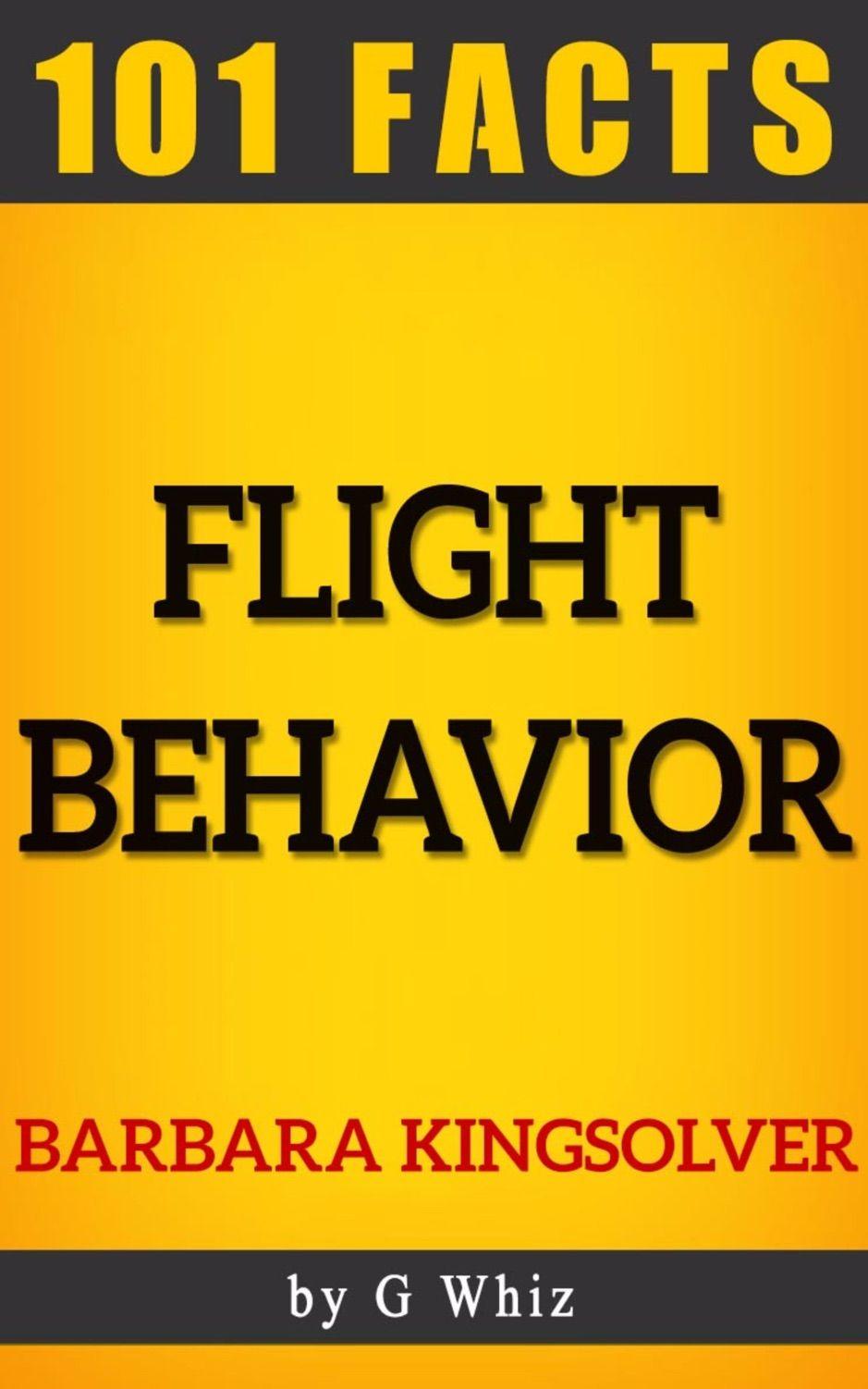 Flight Behavior �20101 Amazing Facts #, #sponsored, #Amazing, #Facts, #download, #Flight #Ad