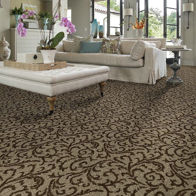 Carpet Rave Review Z6871 Cocoa Truffle Flooring By Shaw Stair Carpet For The Home