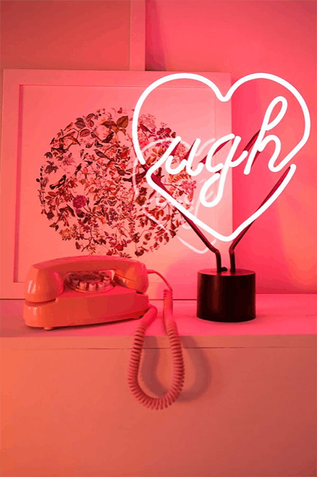 13 Valentine S Day Gifts To Give Yourself Neon Signs Neon Lighting Neon