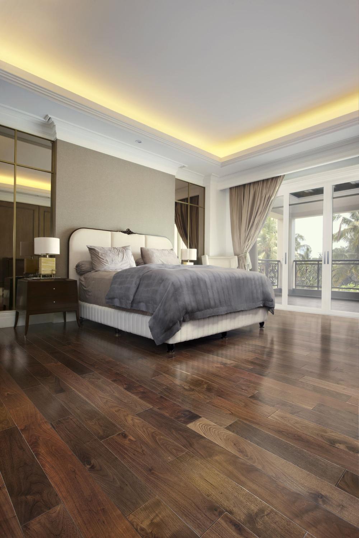 Walnut Flooring room - Google Search  Black walnut flooring