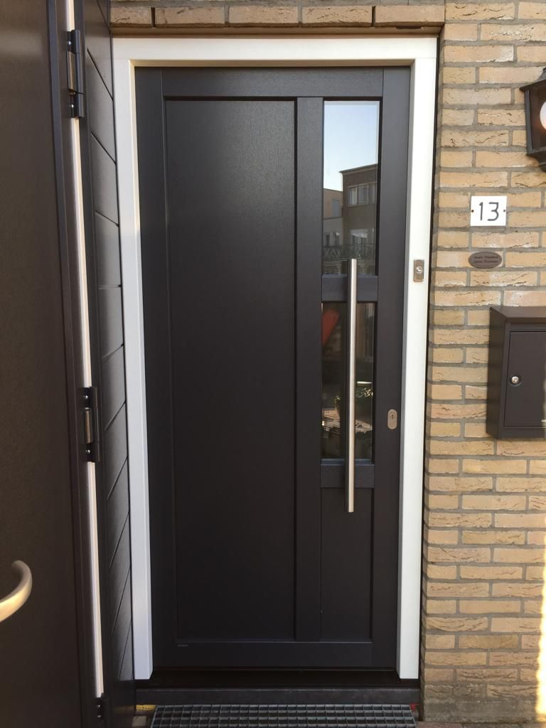 Front door to your own style! With Alfa it is possible.