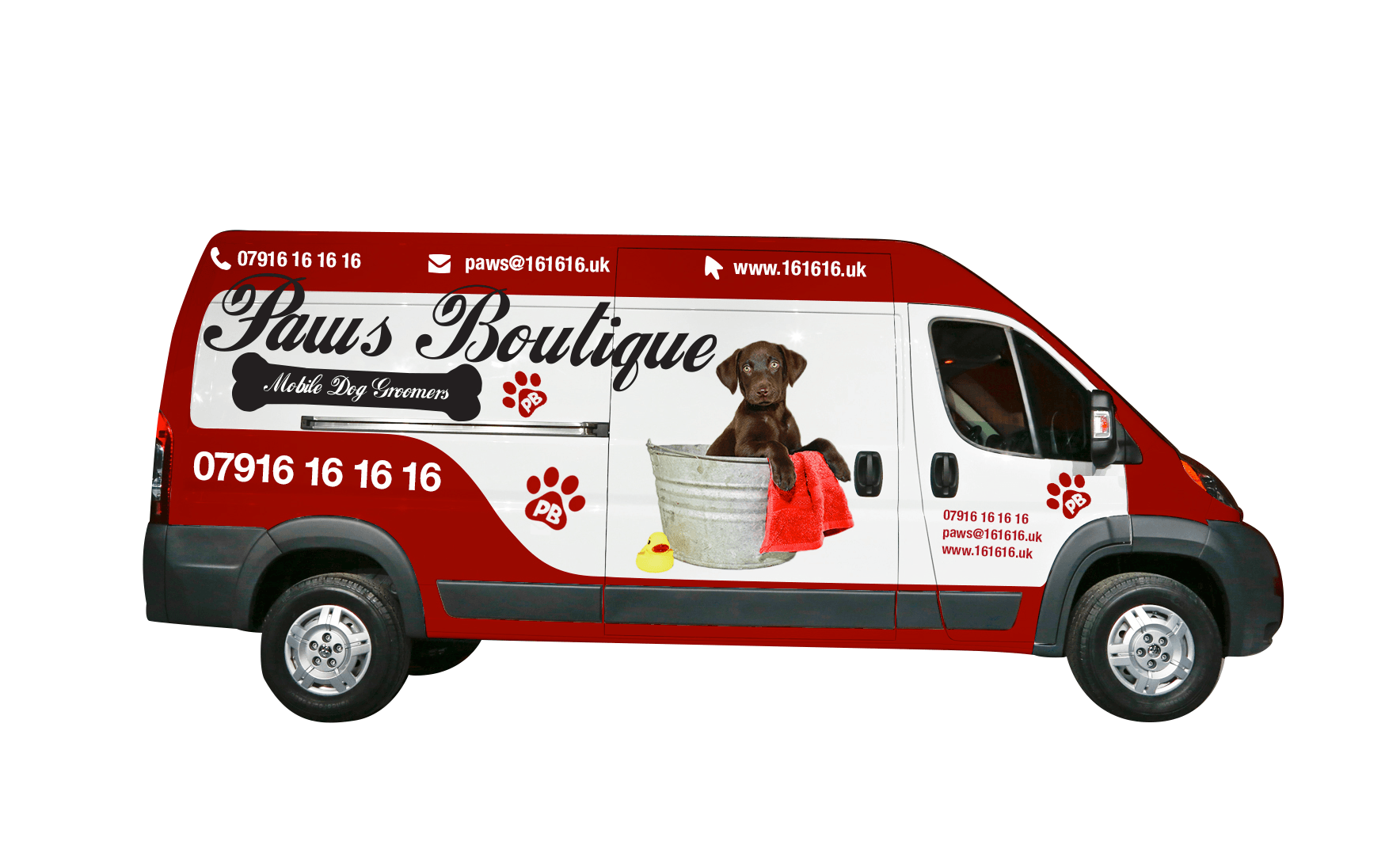 Paws Boutique Mobile Dog Grooming Birmingham Dog Grooming Dog Grooming Shop Mobile Pet Grooming