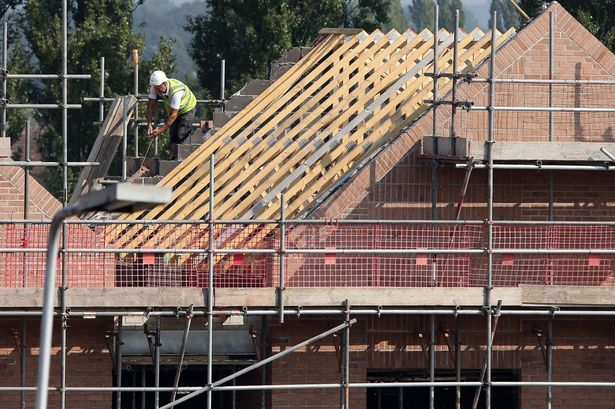 Apprenticeships Need To Tackle Shortage Of Construction Workers In Wales Construction Construction Worker Building