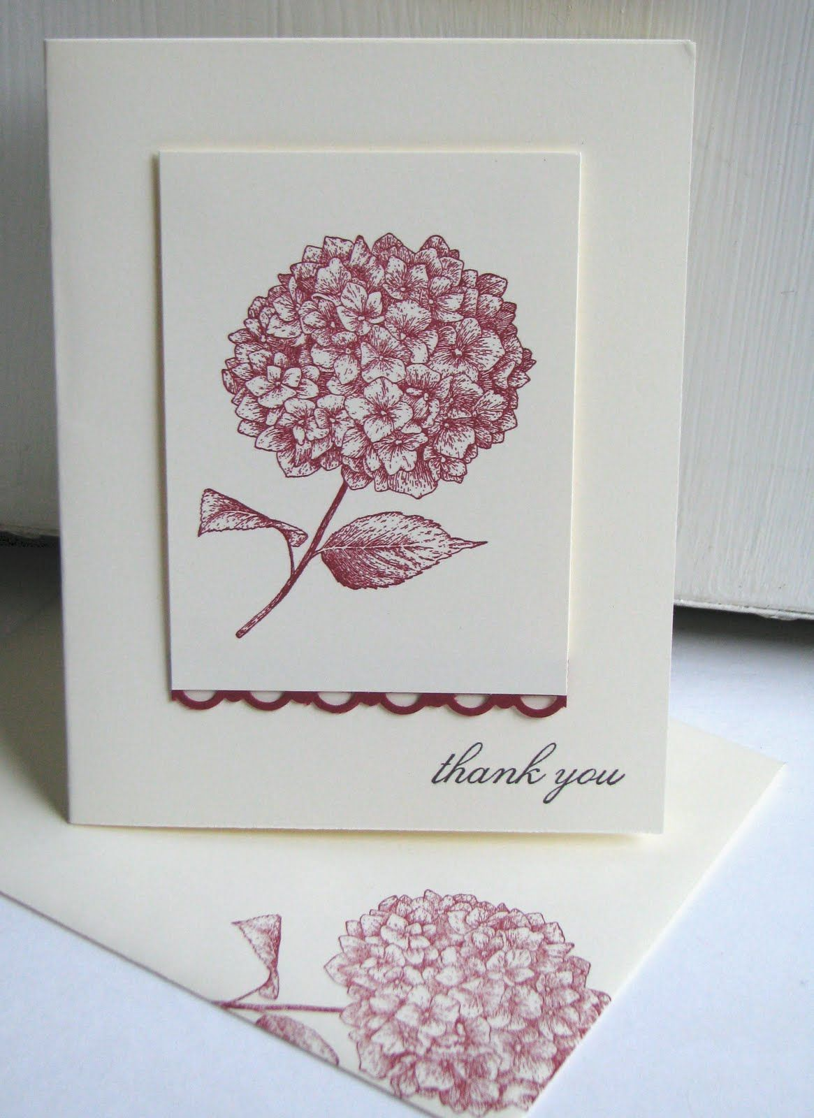 A Gift Just For You Flower Cards Floral Cards Simple Cards