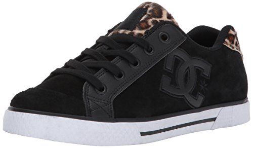 75410dcd2da DC Womens Chelsea SE Skate Shoe Animal 7 B US     Want to know more ...