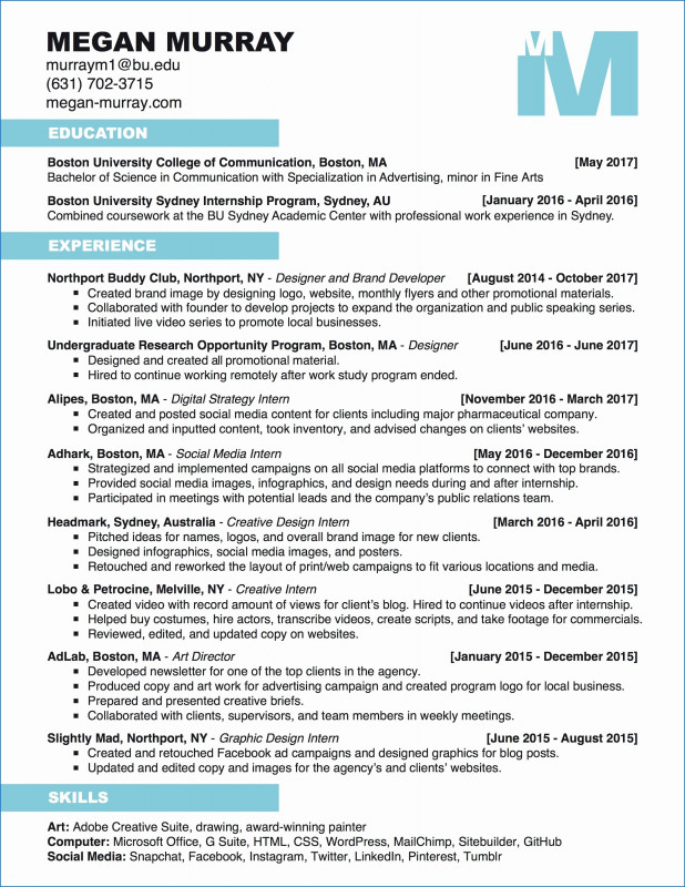 Sample Resume For Entertainment Industry Sample Resume For