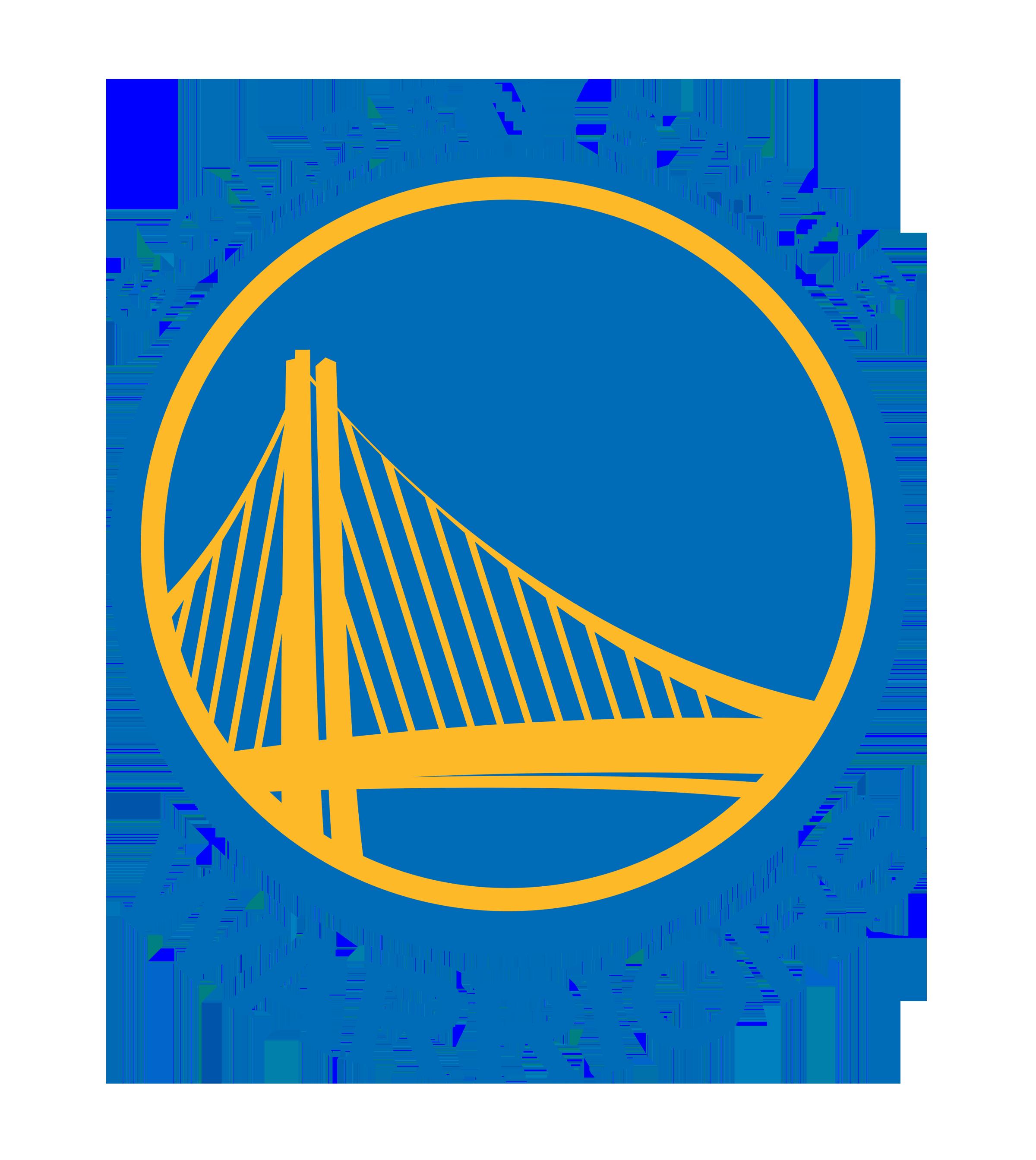 Golden State warriors logo transparent Golden state