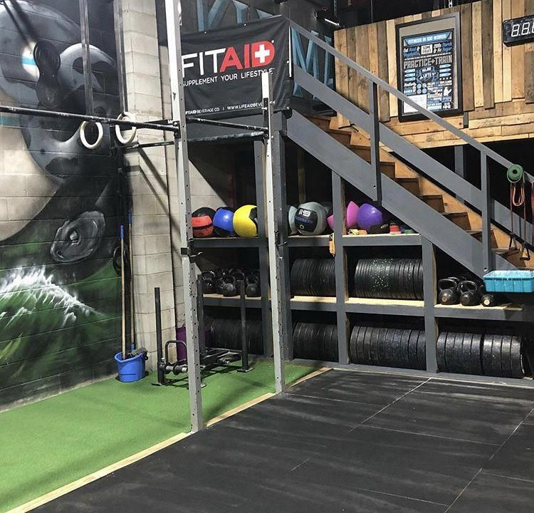 Home Gym Design Ideas Basement: Home Gym Ideas Basement #homegym In 2020