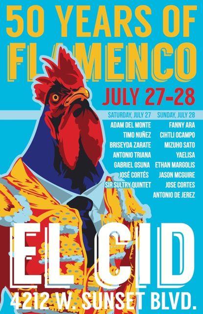 50 Years of Flamenco | SDFLAMENCO