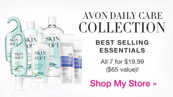 Image result for avon daily care collection