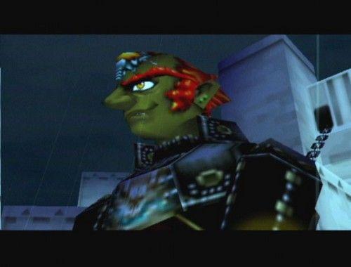 Ganondorf From The Legend Of Zelda Ocarina Of Time