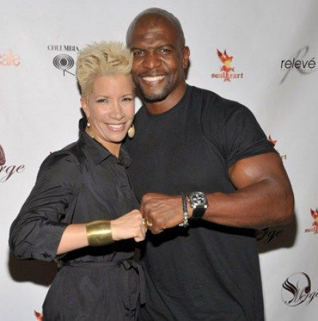 Terry Crews R And His Wife Rebecca Crews Black Celebrity Couples Terry Crews Celebrity Families