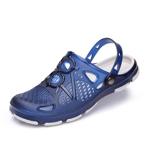 274db76d0cc862 Beach Fun Hollow Slipper Breathable Sandals in 2019 | Products ...