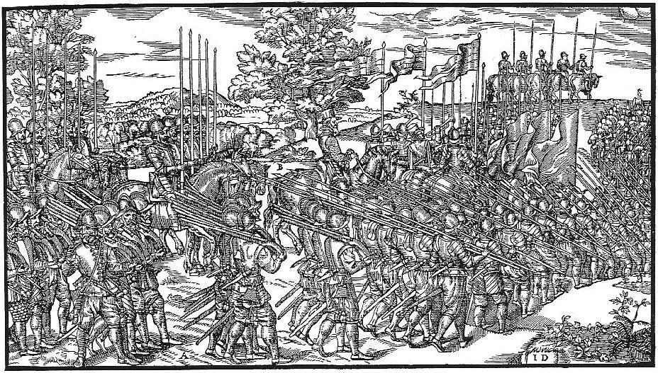 Derrick's The Image of Irelande (1581) & Irish Clothing