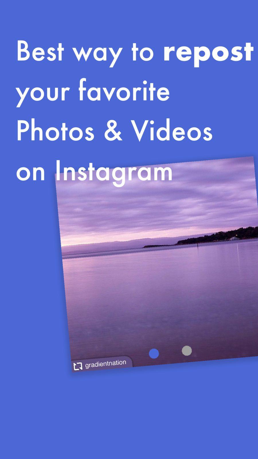 Reposter for Instagram Pro