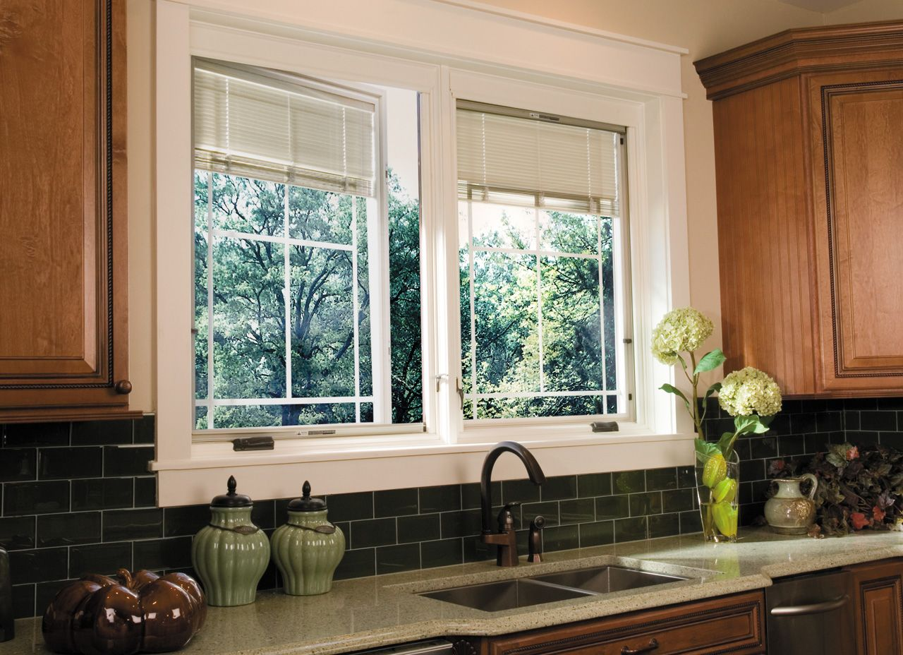 pella kitchen windows wicker chairs tuscan inspired designer series casement photo gallery