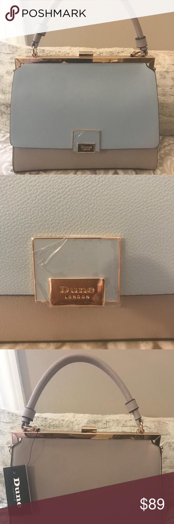 9dc279bf7b59 🆕Dune London Mini Satchel Crossbody Bag 💼 Brand🆕 Dune London Mini  Satchel